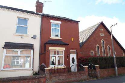 2 Bedrooms Semi Detached House for sale in Crown Street, Newton-Le-Willows, Merseyside