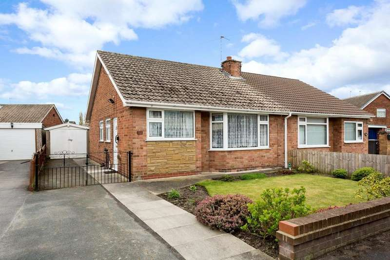 2 Bedrooms Bungalow for sale in Fairway, Selby