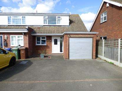 3 Bedrooms Semi Detached House for sale in Orsett Heath, Essex