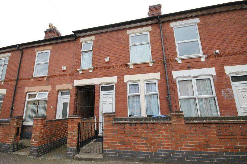 3 Bedrooms Semi Detached House for sale in ST GILES ROAD, DERBY