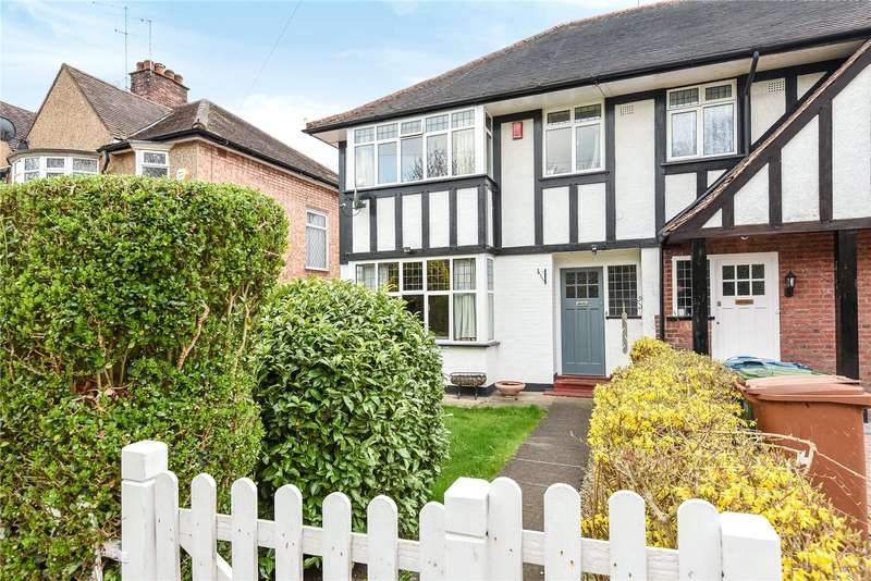 3 Bedrooms End Of Terrace House for sale in Cannon Lane, Pinner, Middlesex, HA5