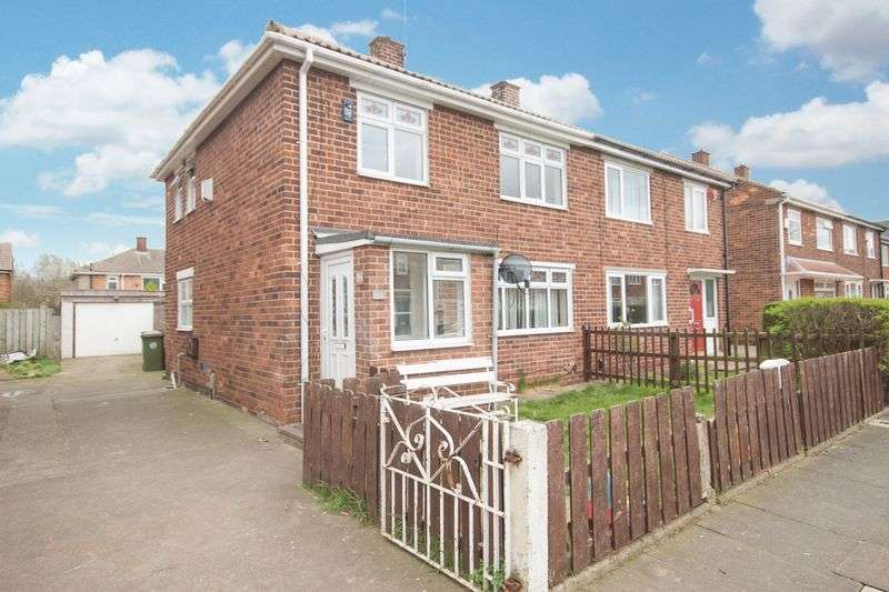 3 Bedrooms Semi Detached House for sale in Buttermere Road, Grangetown, Middlesbrough, TS6 7QQ