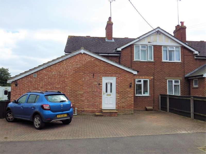 3 Bedrooms Semi Detached House for sale in Edgar Avenue, Stowmarket IP14