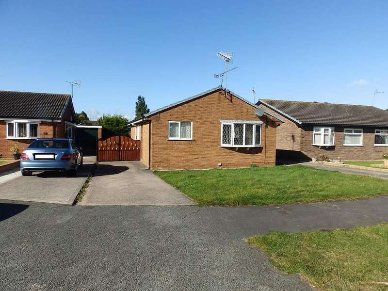 3 Bedrooms Detached Bungalow for sale in Lyndon Drive, Kinmel Bay