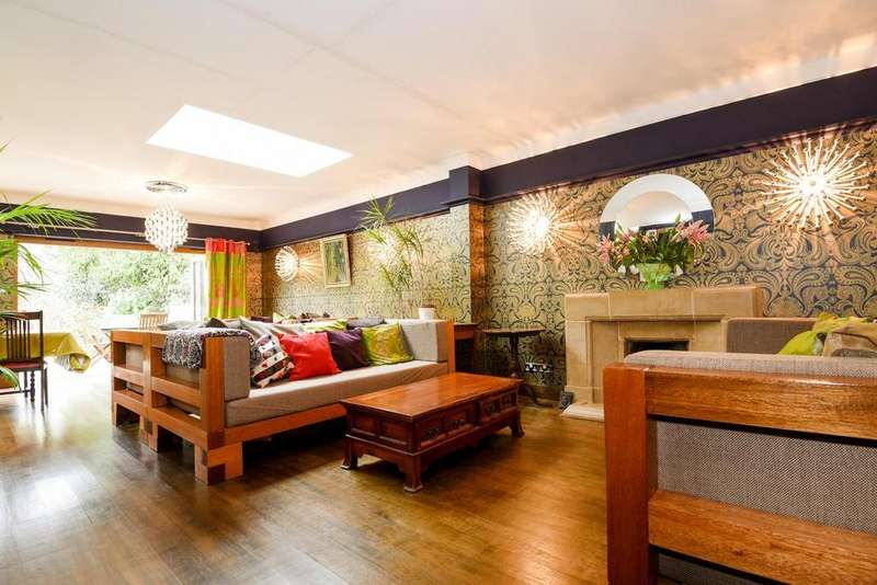 5 Bedrooms Detached House for sale in Popes Lane, Ealing, W5