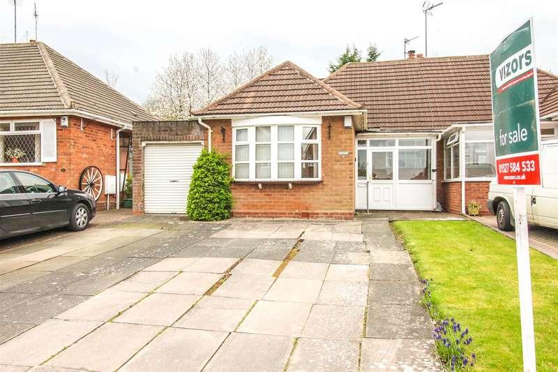 3 Bedrooms Property for sale in Branden Road, Avlechurch, Birmingham