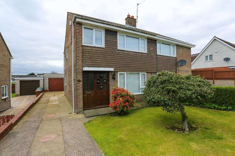 3 Bedrooms Semi Detached House for sale in 78 Killycomain Drive, Portadown