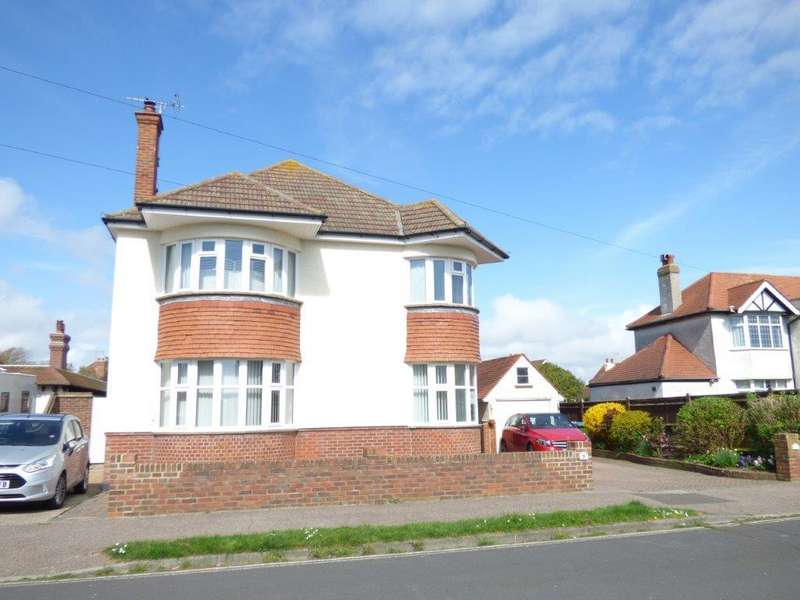 4 Bedrooms Detached House for sale in CULVER ROAD, FELPHAM, BOGNOR REGIS PO22