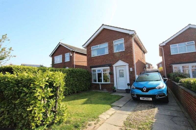 3 Bedrooms Detached House for sale in CALDER CLOSE, IMMINGHAM