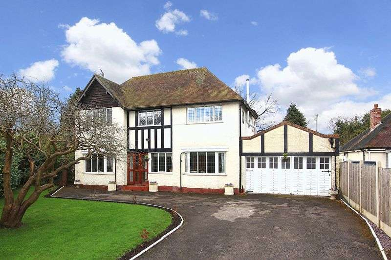 4 Bedrooms Detached House for sale in CODSALL, Wolverhampton Road