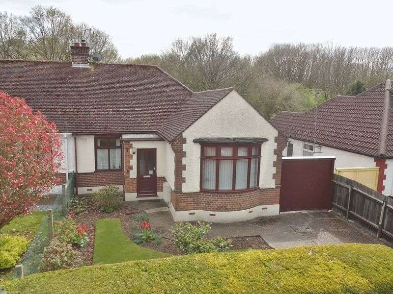 2 Bedrooms Semi Detached Bungalow for sale in Stopsley village