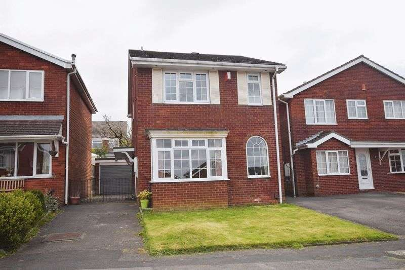 4 Bedrooms Detached House for sale in Penmere Drive, Werrington