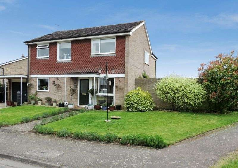 4 Bedrooms Detached House for sale in Marriotts Close, Felmersham