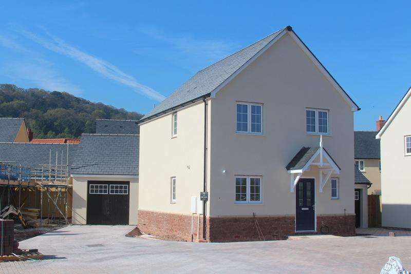 3 Bedrooms Detached House for sale in Castle Fields, Dunster TA24