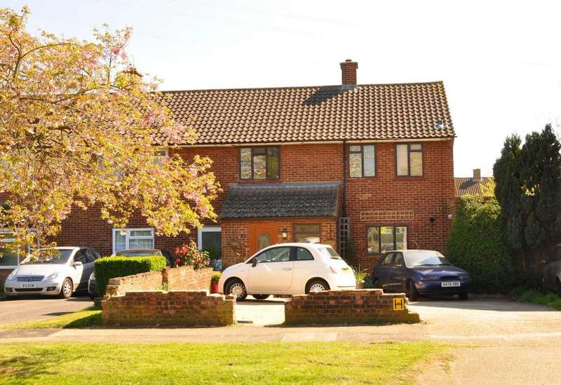 3 Bedrooms End Of Terrace House for sale in Telford Road, St Albans, AL2