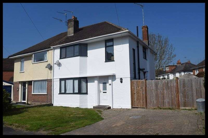 3 Bedrooms Semi Detached House for sale in Frampton Way, Rushington