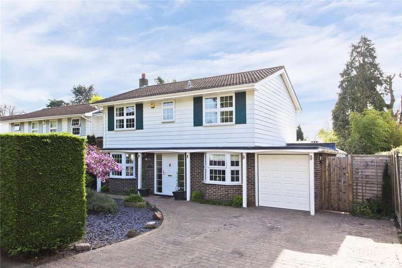 1 Bedroom Detached House for sale in Castle Road, Weybridge, Surrey, KT13