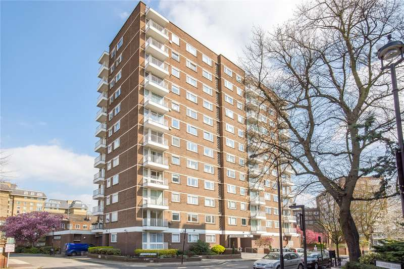 3 Bedrooms Apartment Flat for sale in Blair Court, Boundary Road, London, NW8