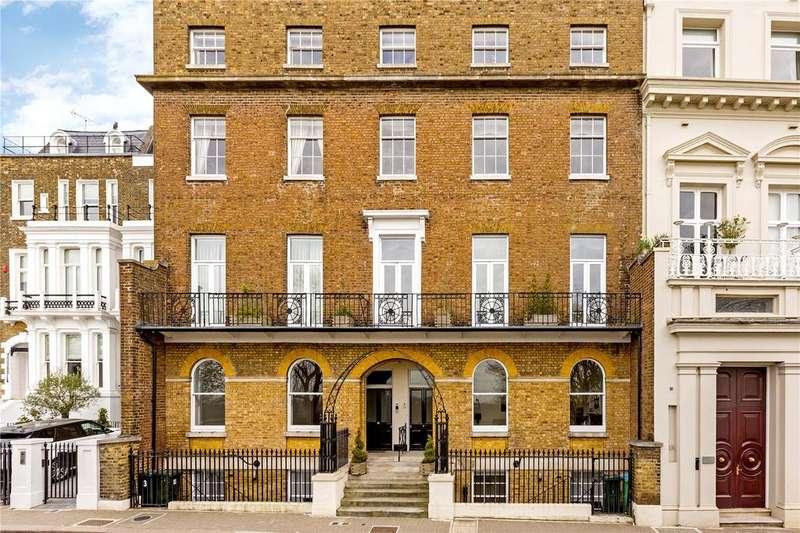 3 Bedrooms Maisonette Flat for sale in Richmond Hill, Richmond, Surrey, TW10