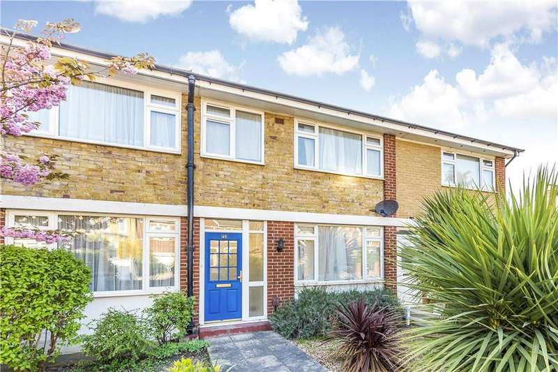 3 Bedrooms Terraced House for sale in Wood Vale, Forest Hill, London, SE23