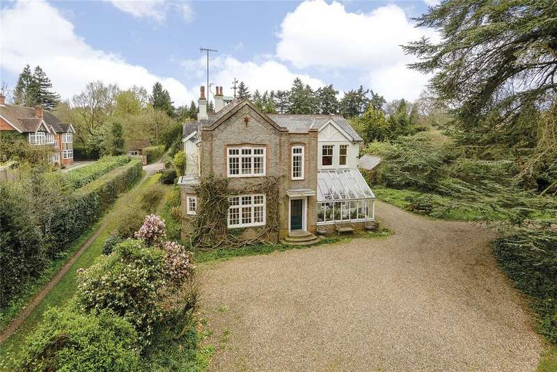 6 Bedrooms Detached House for sale in Long Lane, Heronsgate, Rickmansworth, Hertfordshire, WD3