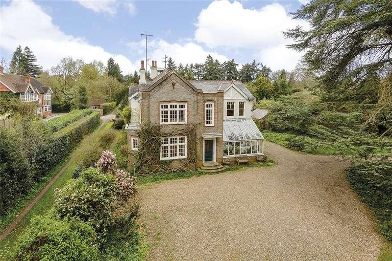 6 Bedrooms Detached House for sale in Long Lane, Heronsgate, Rickmansworth, Hertfordshire, WD3