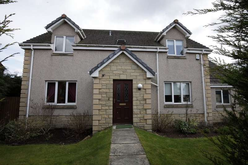 4 Bedrooms Detached House for sale in The Fairways, Kinross, Kinross-Shire, KY13