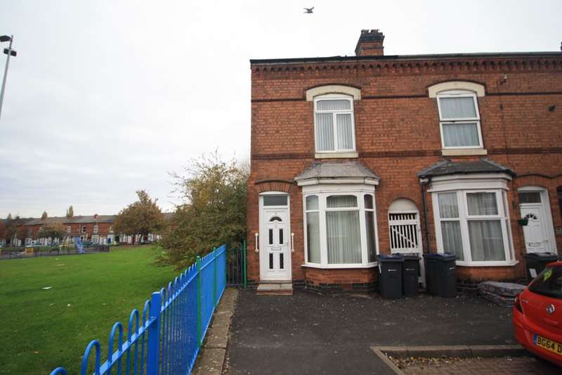 3 Bedrooms End Of Terrace House for sale in Redvers Road, Birmingham, West Midlands, B9