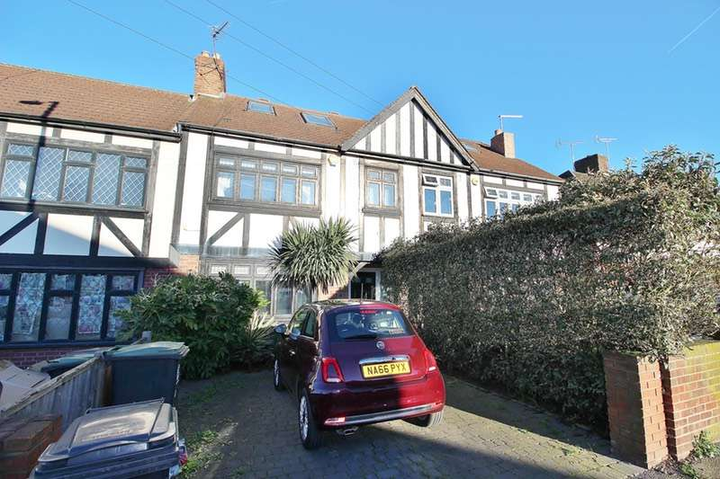 4 Bedrooms Terraced House for sale in Buckhurst Way, Buckhurst Hill, Essex, IG9