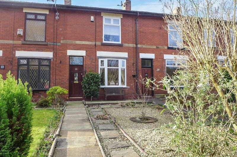2 Bedrooms Terraced House for sale in Ringley Road, Stoneclough