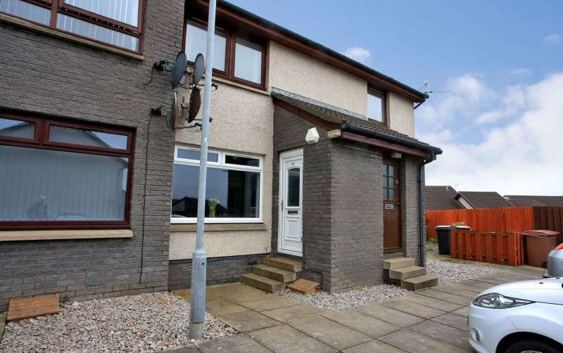3 Bedrooms Flat for sale in Fairview Circle, Danestone, Aberdeen, Aberdeenshire, AB22 8ZQ