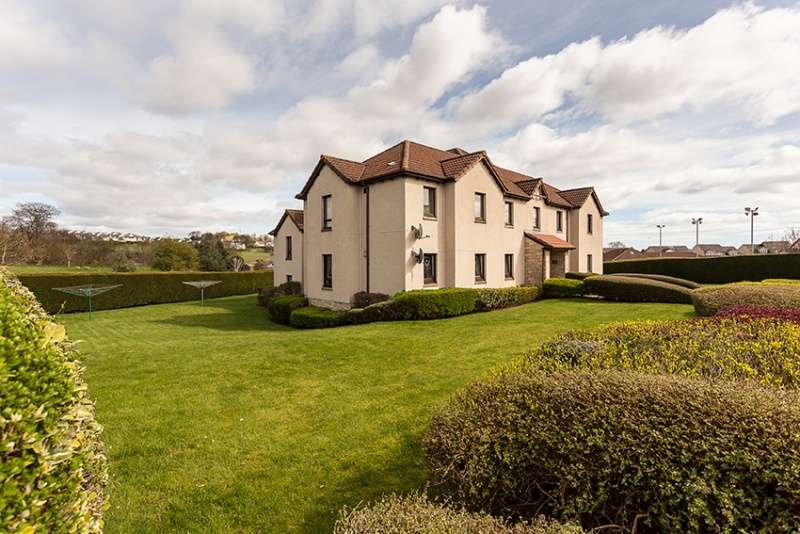 2 Bedrooms Flat for sale in Glendevon Way, Broughty Ferry, Angus, DD5 3TG