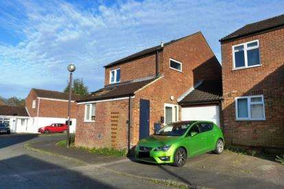 3 Bedrooms Link Detached House for sale in Granes End, Great Linford, Milton Keynes