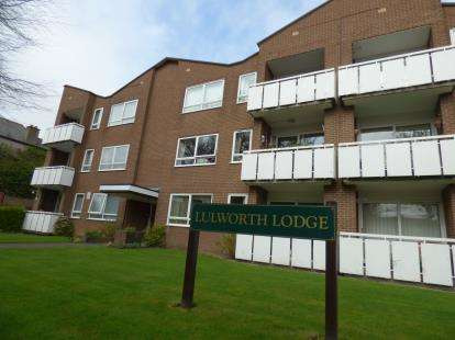 3 Bedrooms Flat for sale in Lulworth Lodge, 5 Palatine Road, Southport, Merseyside, PR8