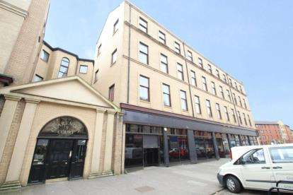 2 Bedrooms Flat for sale in Clarendon Place, St. George's Cross, Glasgow