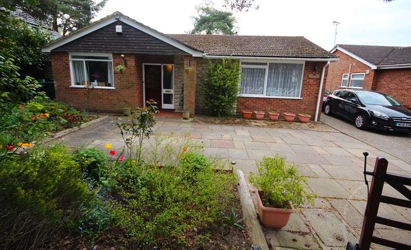 2 Bedrooms Detached Bungalow for sale in St Ives End Lane, St Ives, RINGWOOD