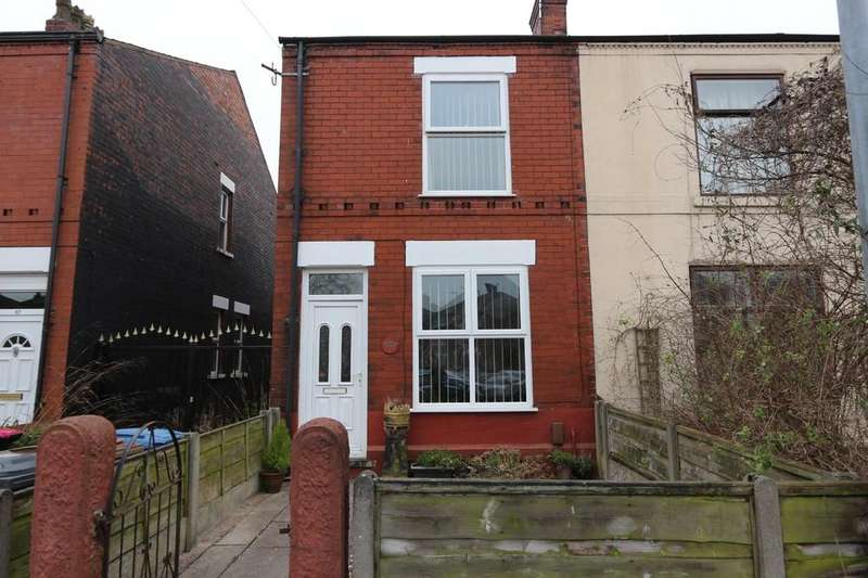 2 Bedrooms End Of Terrace House for sale in 69 Fir Street, Cadishead