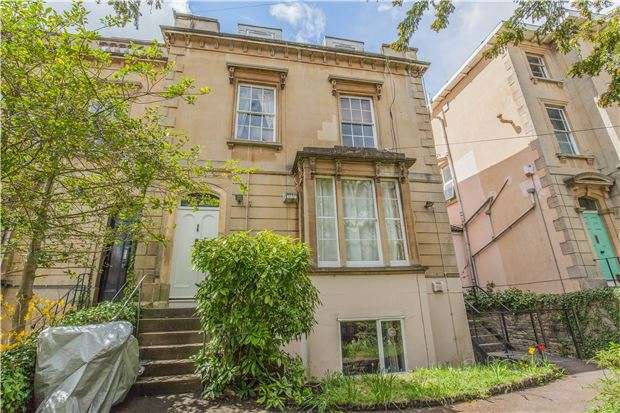 2 Bedrooms Flat for sale in Arley Hill, Cotham, Bristol, BS6 5PR