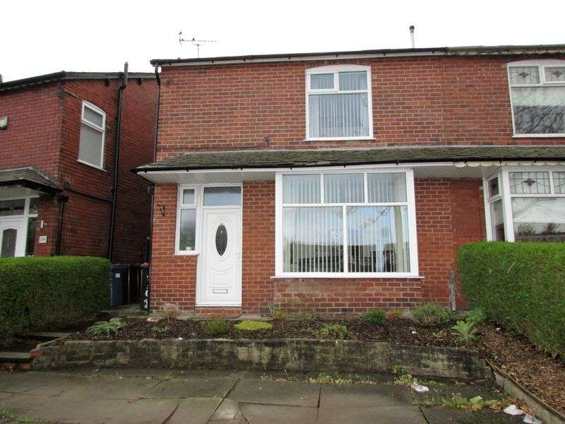 3 Bedrooms Semi Detached House for sale in Walshaw Road, Bury - Off Road Parking & Large Rear Garden