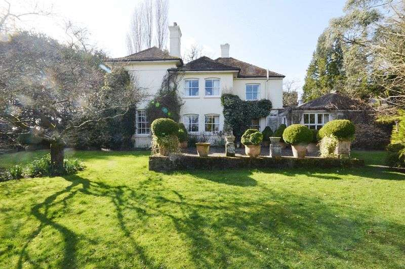 4 Bedrooms Detached House for sale in Ringwood BH24