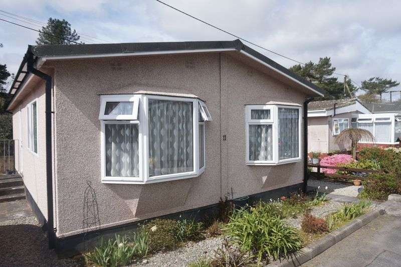 2 Bedrooms Retirement Property for sale in Luxulyan, Bodmin
