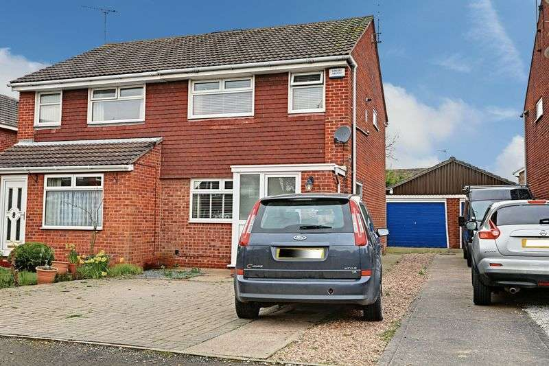 3 Bedrooms Semi Detached House for sale in Ingleby Close, Hull