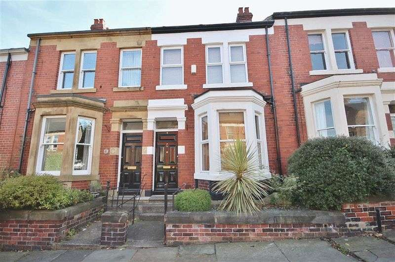 3 Bedrooms Terraced House for sale in Kimberley Gardens, Jesmond Vale