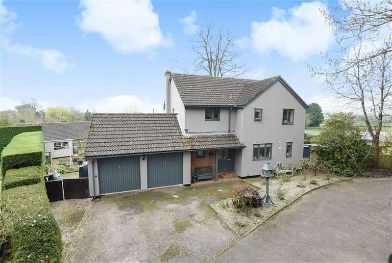 3 Bedrooms Detached House for sale in The Glebe, Plymtree, Cullompton, Devon, EX15