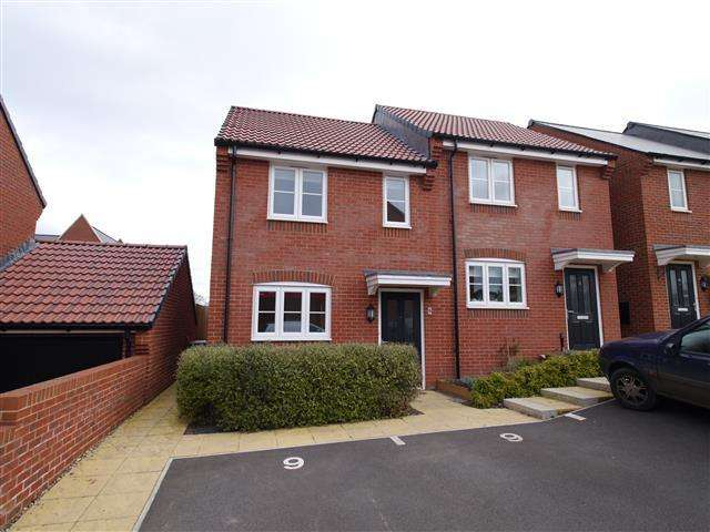 2 Bedrooms Terraced House for sale in Thomas Place, Wellington TA21