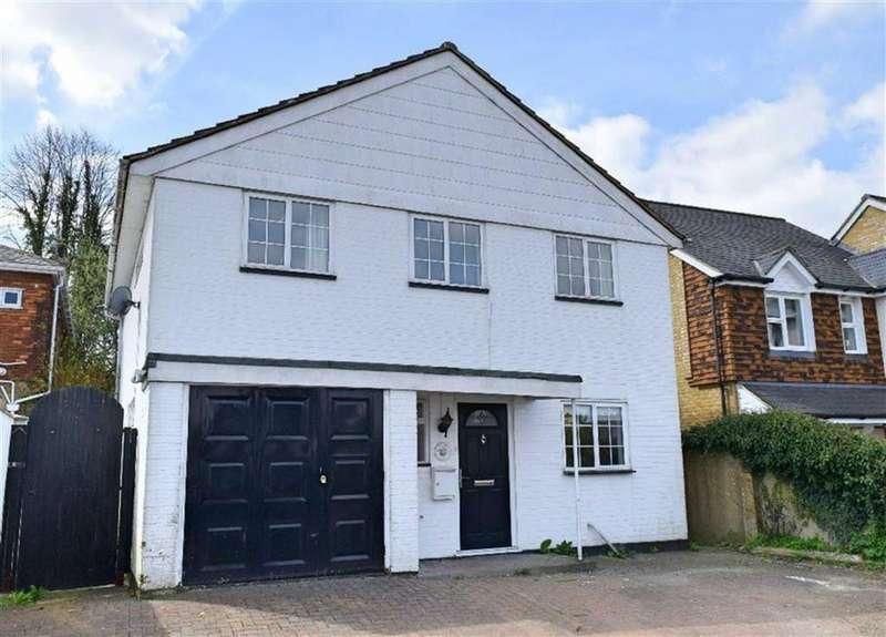 4 Bedrooms Detached House for sale in Cedar Terrace Road, Sevenoaks, TN13