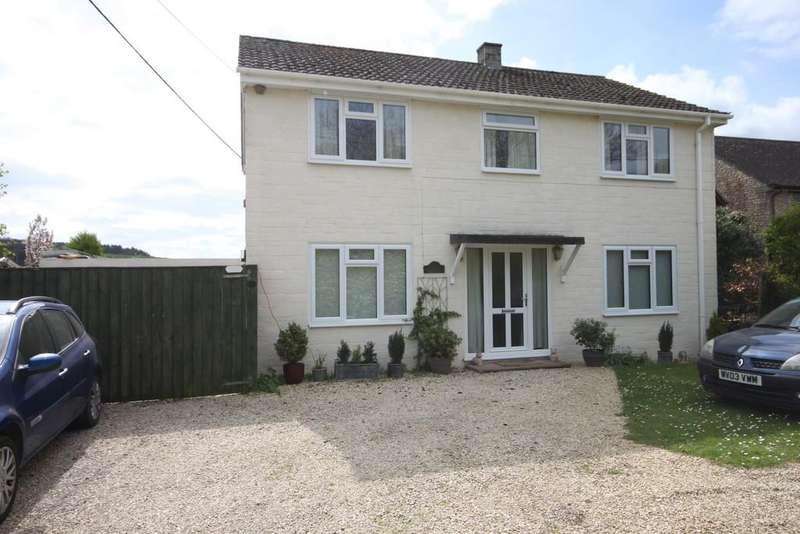4 Bedrooms Detached House for sale in WARMINSTER ROAD, CHITTERNE, WARMINSTER, WILTSHIRE BA12 0LH