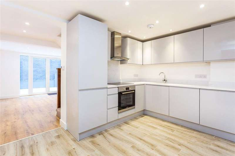 1 Bedroom Flat for sale in Hackney Road, London, E2