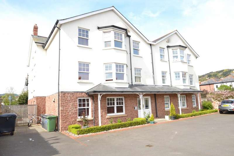 1 Bedroom Apartment Flat for sale in Tregonwell Court, Summerland Avenue