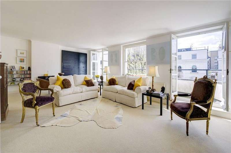 2 Bedrooms Flat for sale in Pembridge Crescent, Notting Hill, London, W11